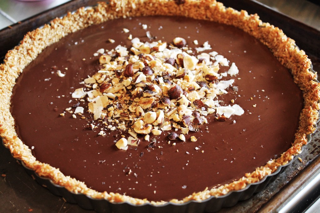 Chocolate-Coconut-Torte 5