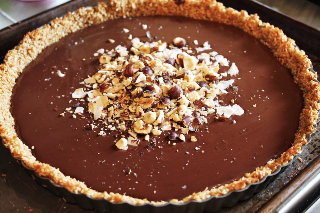 Chocolate-Coconut-Torte 5