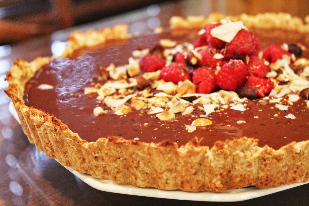 Chocolate-Coconut-Torte 7
