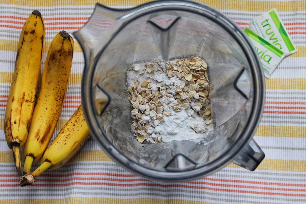 Mini Banana Chocolate Protein Loaves